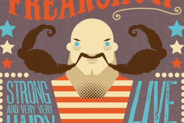 Muscle Mustache Teaser - Björn Siems