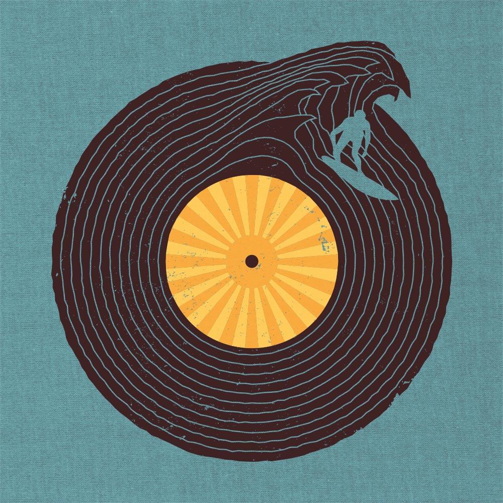 Soundwave Illustration Design - Björn Siems