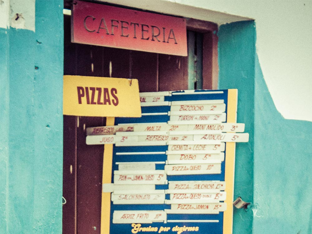Types of Cuba Typography Photo 02 - Björn Siems